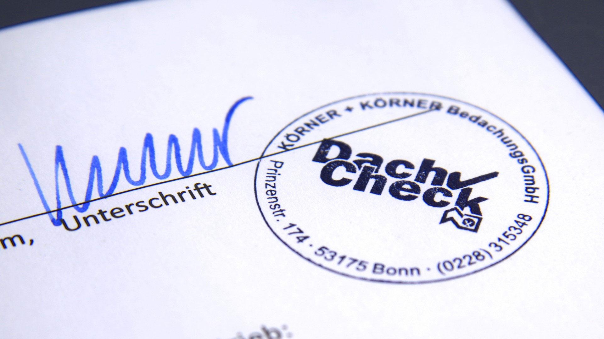 Dach-Ceck