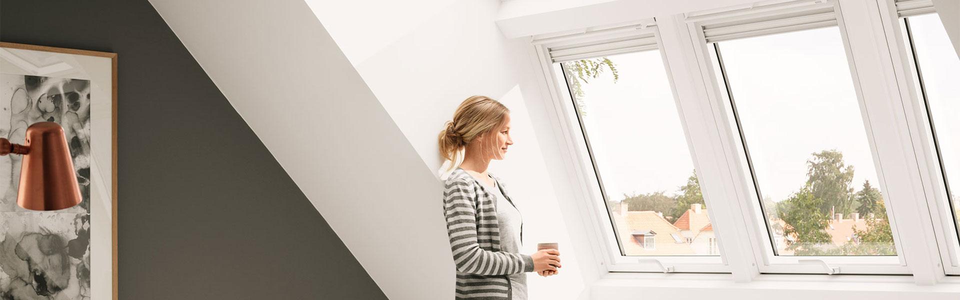VELUX Dachfenster Konfigurator